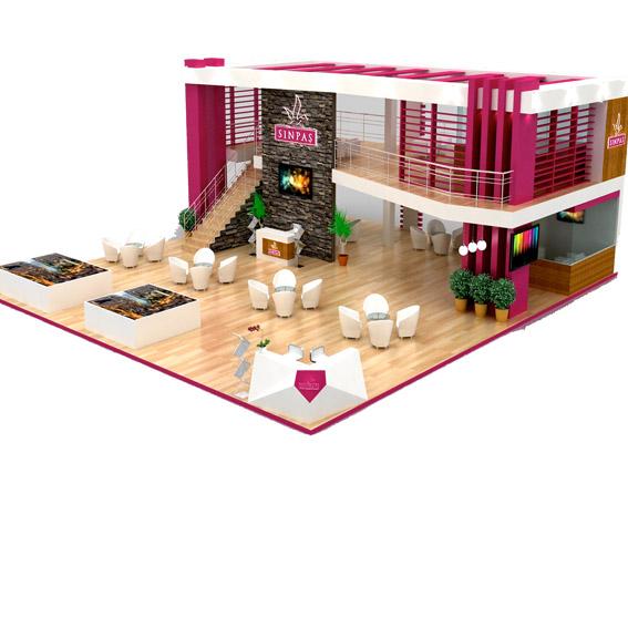 Exhibition Stand Double Decker : Double decker exhibition stands eic exhibitions